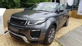 2018 Range Rover Evoque 2.0 TD4 HSE - Abenteuer Allrad Bad Kissingen 2018