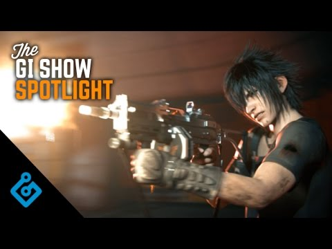 Why Game Informer Gave Final Fantasy XV An 8.5