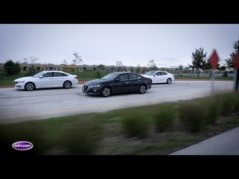 Accord Vs. Altima Vs. Camry: Which Is the Best Mid-Size Sedan? — Cars.com