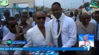 Djibouti : Ceremonie de Cloture de la Caravane Medicale a Tadjourah par le Ministre et sa Delegation