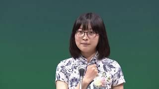 第59回外国人による日本語弁論大会 「心をつなげる『どこでもドア』」 韓 浜澤(カン ヒンタク)