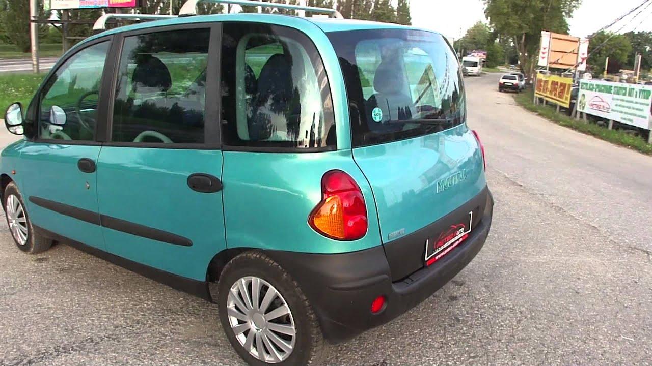 Fiat Multipla 1 9 Jtd Elx