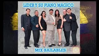 lider y su piano magico mix sus Grandes éxitos - Homenaje aL Viejo Pancho Diamantes de Valencia