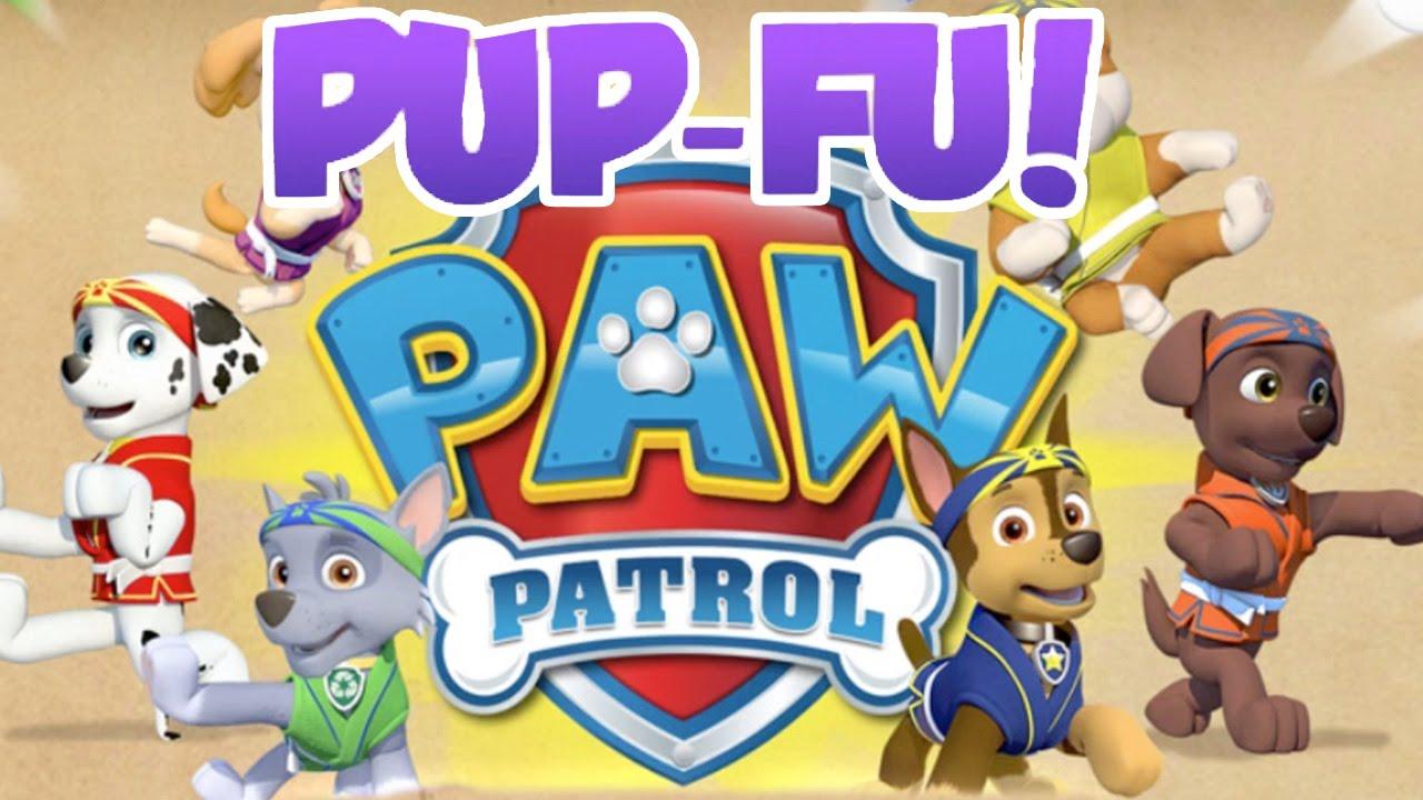 PAW PATROL: Pup-Fu | NICKELODEON Kids Games | Full Episode