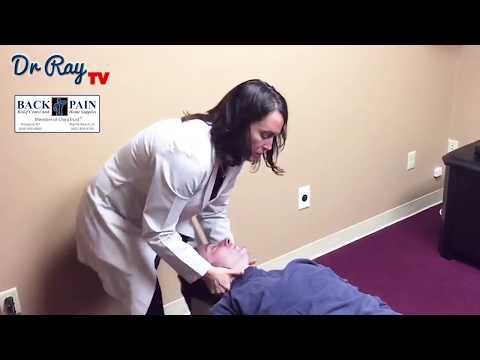 See How Chiropractic Deals with Lumbar Back Twinges - YouTube