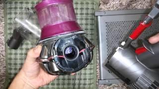 dyson v6 motor series disassemble
