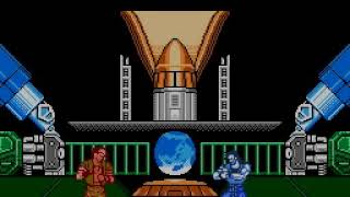 King of Fighters 97 (NES Pirate, Rex Soft) - OST 7 - Holo Room Stage
