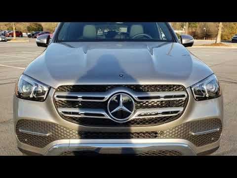 New 2020 Mercedes-Benz GLE Little Rock AR Fayetteville, AR ...