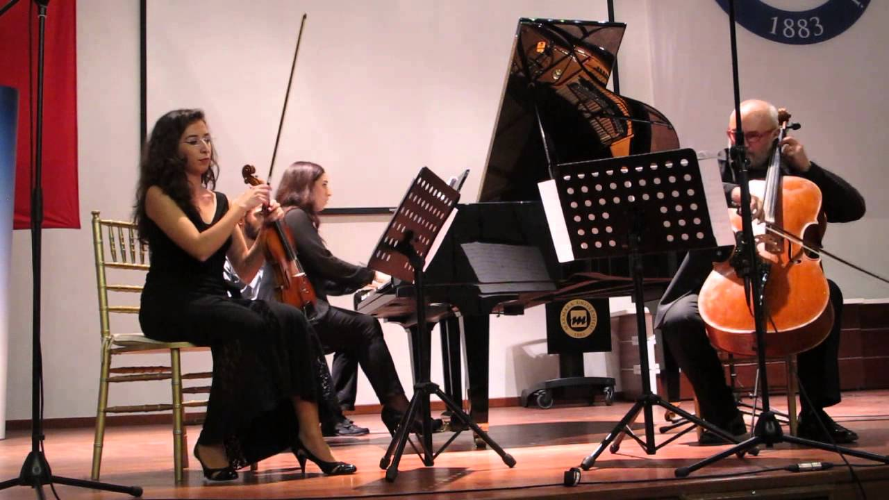 Piazzolla four seasons of buenos aires spring - 90s movie