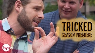 Tricked - Magic Before Your Eyes with Eric Leclerc - BYUtv
