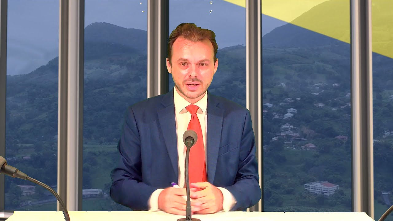 ITW du Maire de Basse Terre André ATTALAH - Face à la Presse (Partie 2)