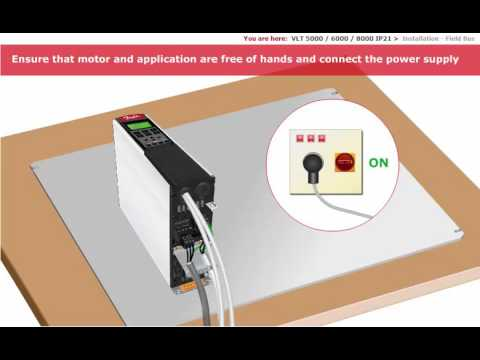 Danfoss Vlt 5000 Wiring Diagram Leeson 10 Hp Motor Inverter Lesson 08 600 800 Ip21 Control And Programming
