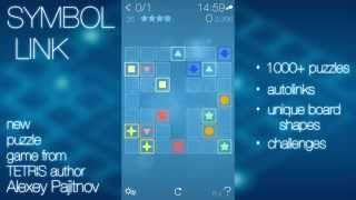 Symbol Link - new puzzle game from Tetris creator