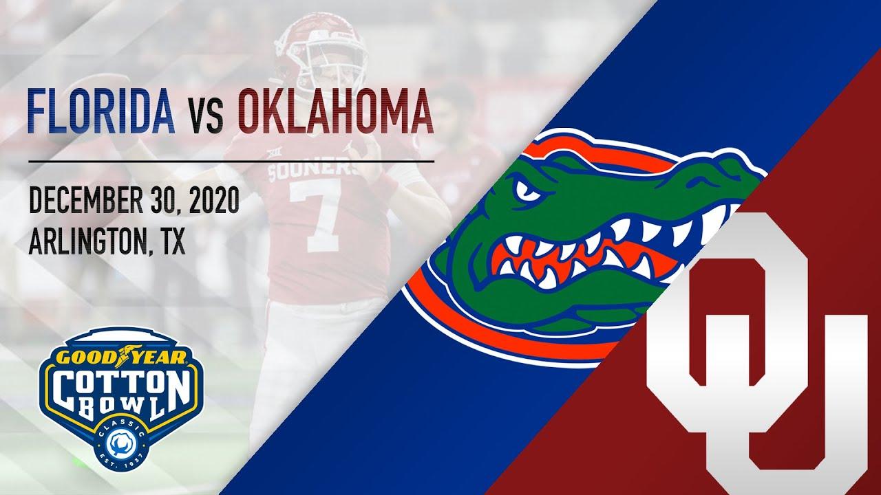 Download OU Highlights vs Florida (Cotton Bowl)