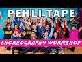 Bhangra Empire - Pehli Tape Choreography Workshop - G. Sidhu