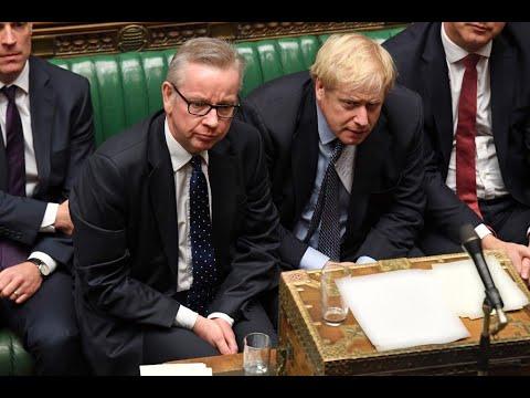 جونسون يطلب تأجيل موعد خروج بريطانيا من الاتحاد الأوروبي  - نشر قبل 3 ساعة