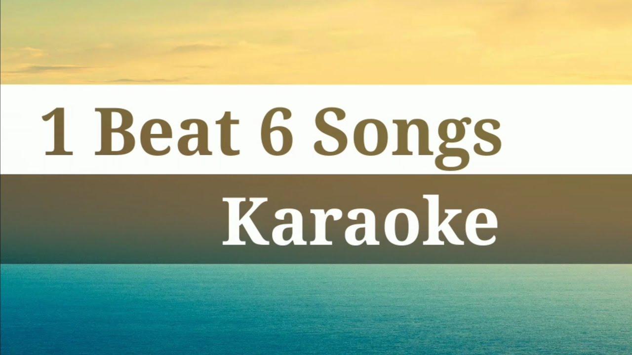 1 Beat 6 Songs Karaoke l Worship Melody l Tamil Christian Song Karaoke l Worship Song Karaoke