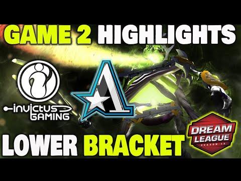 Invictus Gaming vs Team Aster vod