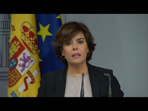 Spain gives Catalans till Thursday to clarify stance