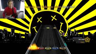 nirvana - lake of fire - guitar 100 % fc 154,888 points
