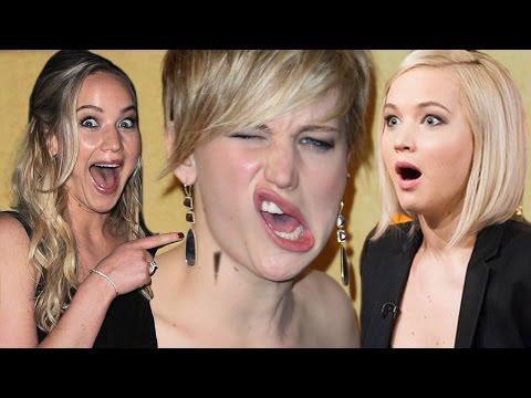 11 Razones Por Las Que Todos AMAN a Jennifer Lawrence ❤