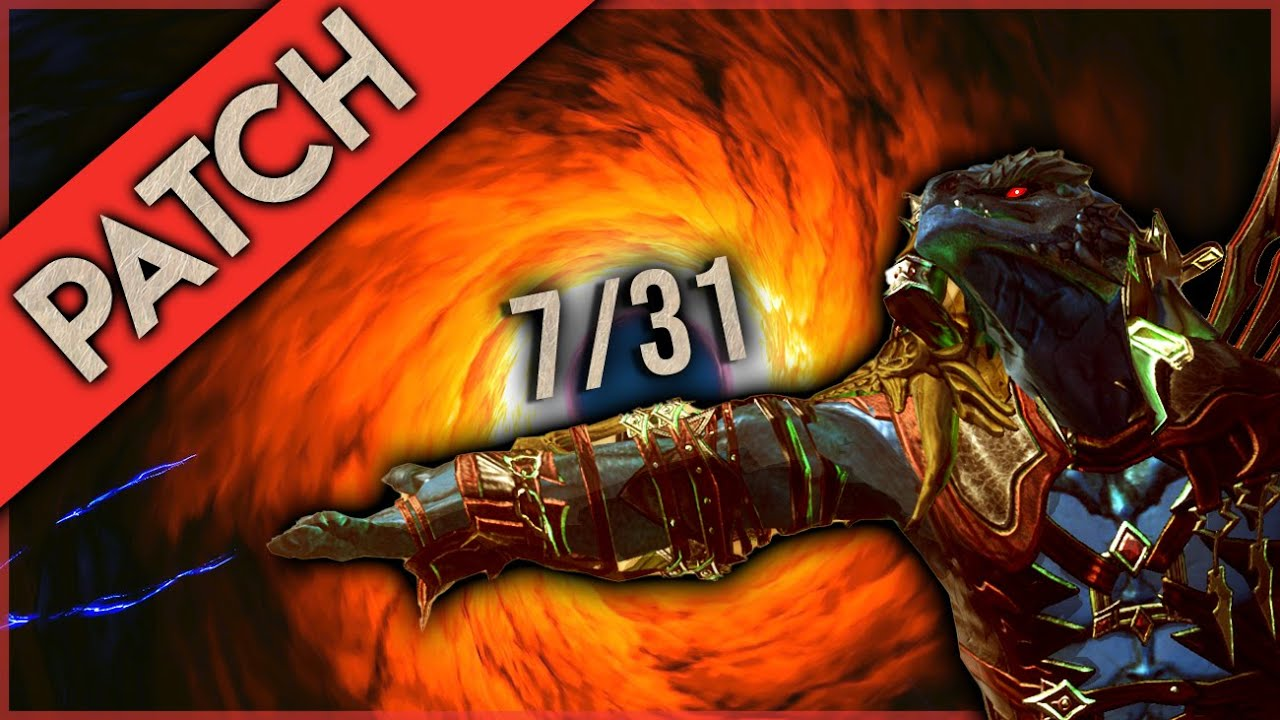 Neverwinter Healing Mark & Blood War Changes! 7/31/20 Patch Notes (PC)