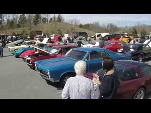 20150322 - Sevierville, Tennessee - 22 Minute Walk Around Video of 2015 Corvette Expo Day 2