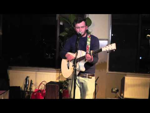 David Laing - Cafe Continental 6th February 2014