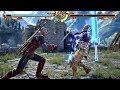 SOULCALIBUR 6 Geralt Of Rivia Vs Siegfried Epic Finish KAER MORHEN Stage 1080p 60fps PS4 Pro mp3