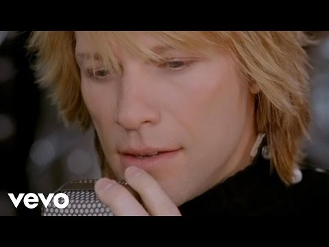 Bon Jovi-All About Lovin' You:歌詞+中文翻譯