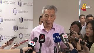 李总理: 视国内外情况决定要否调高疫情应对级别