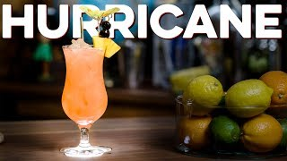 Hurricane   How To Drink
