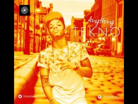 Tekno - Anything (New Official Audio 2014)