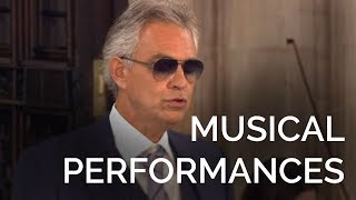 The Royal Wedding: Andrea Bocelli and the Royal Philharmonic Orchestra
