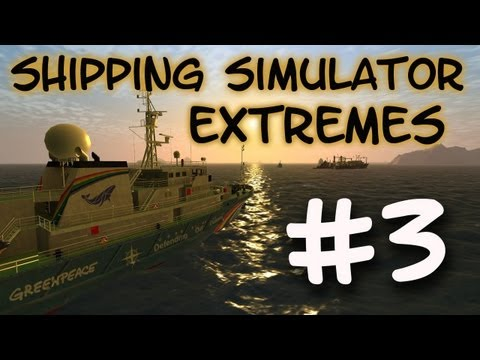 Ship Simulator Extremes - Oil Rig Fire! #3