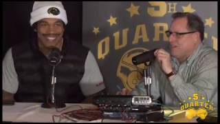 Julius Peppers Didn't Know Aaron Rodgers is His Most Sacked QB
