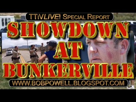 Inside The Bundy Ranch; Protestors, Militia, Massing To Confront Feds