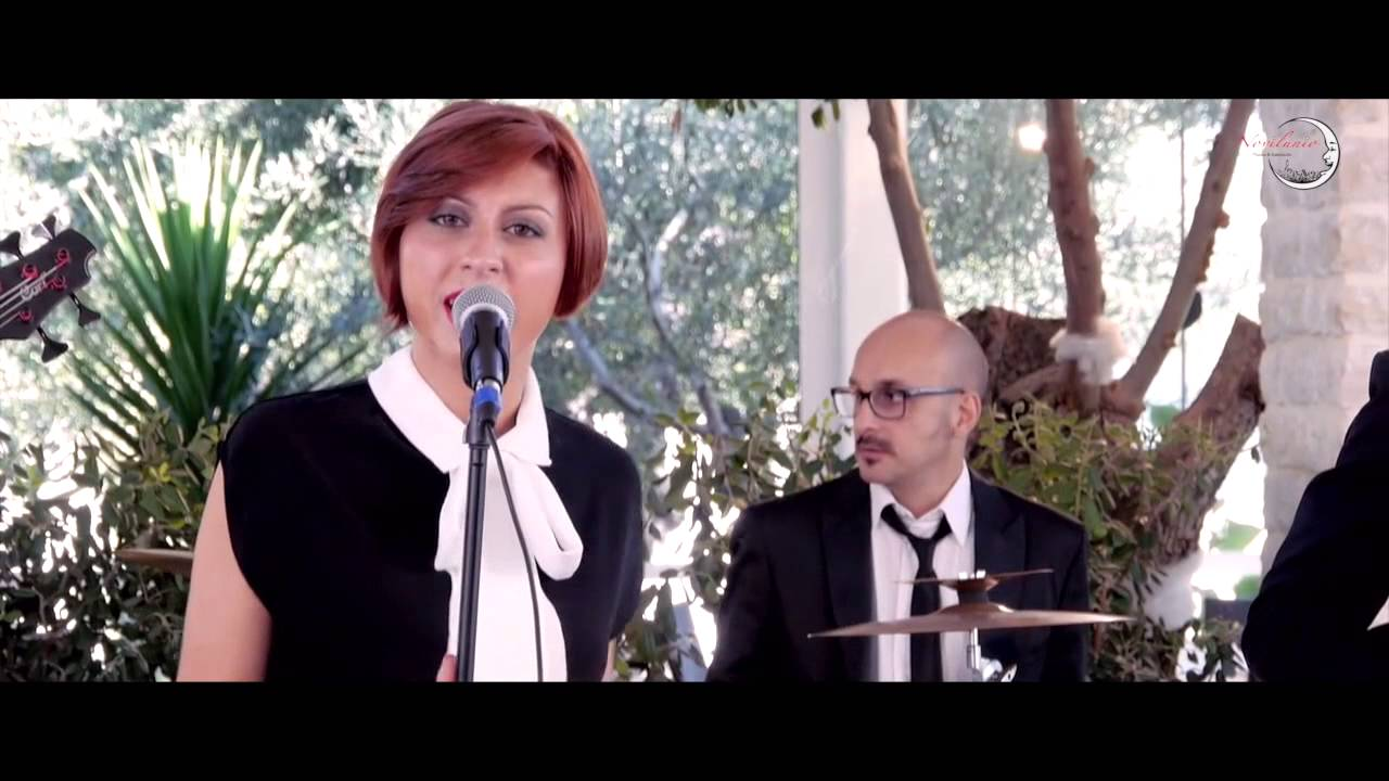 Valerie (A.Winehouse cover) - NOVILUNIO BAND