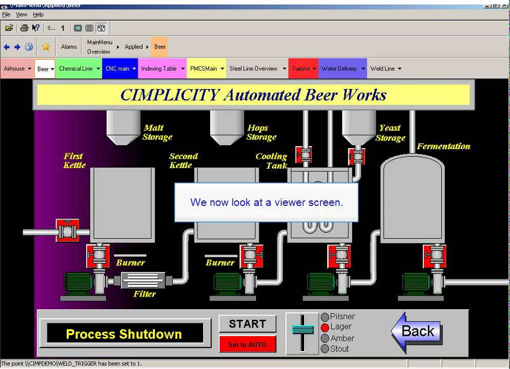 cimplicity hmi overview Proficy process systems overview hmi/scada visualization technologies for your proficy process systems - cimplicity - 1000 i/o bc647psc100 1 1 1000 tag 1.