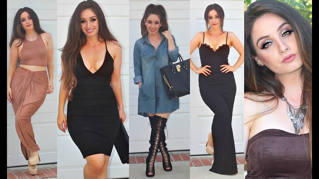 New Years Eve Outfit Ideas! | 2015 ♥ Lilian Tahmasian ...