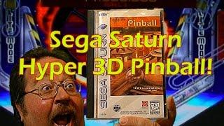 Sega Saturn Hyper 3D Pinball!