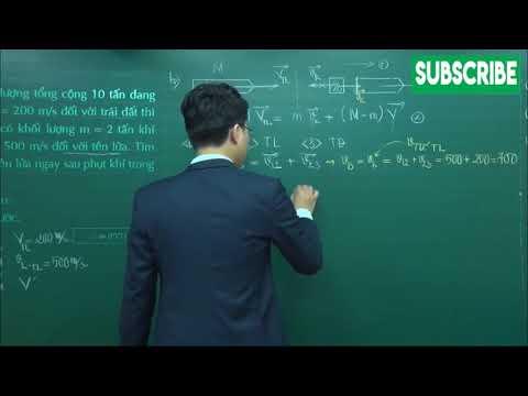 Vật lý 10 – Thầy Phạm Văn Tùng – Giải bài tập vận tốc