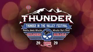 2021 RETURNING Thunder in the Valley FESTIVAL