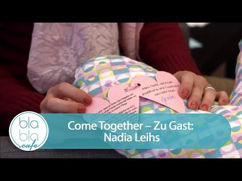 Come Together – zu Gast: Nadia Leihs von Herzkissen Dortmund