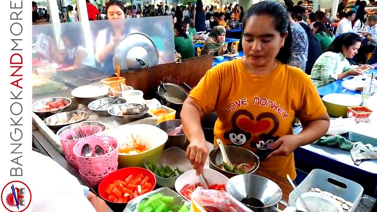 Thai Food Court @ Asok Bangkok - The Hidden Asok Flea Market