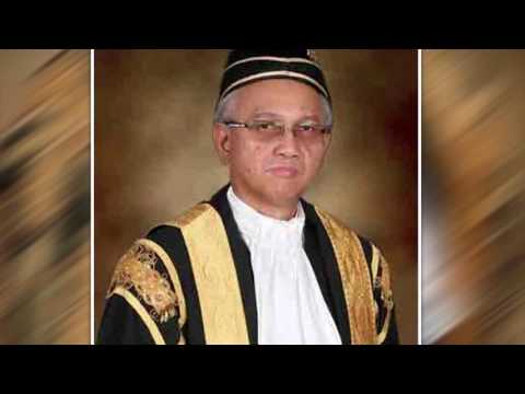 Md Raus Sharif Appointed New Chief Justice