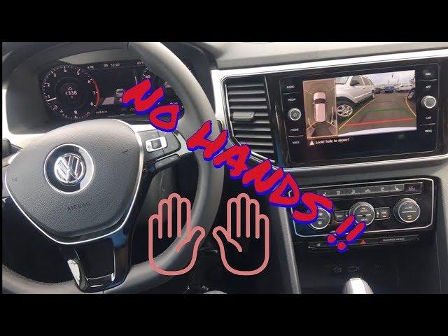 2018 Volkswagen Atlas SEL Premium Park Assist