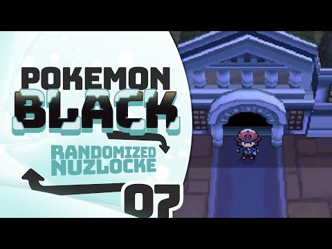 "Pokemon Black Randomized Nuzlocke W/ Original151 EP 07 - ""Ordinary Old Stone"""