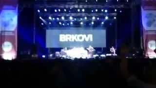 Brkovi @ Belgrade beer fest