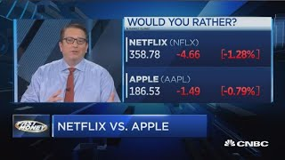 As Apple enters the streaming wars, will Netflix be dethroned?